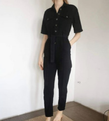 Fekete jumpsuit