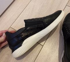Geox bőr sportcipő