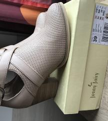 CCC bézs tavaszi cipő