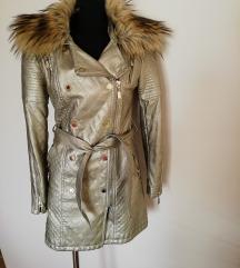 Mayo Chix szőrmés kabát