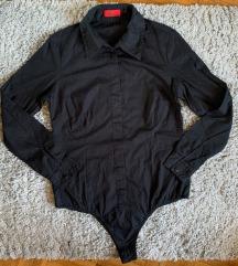 Fekete bodys ing