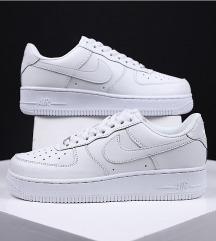 Nike Air Force 1 fehér színben TÖBB MÉRET