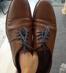 Barna bőr FÉRFI cipő