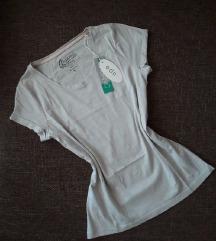 Címkés organikus pamut Esprit póló