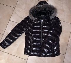 Moncler férfi kabát valódi szőrmével