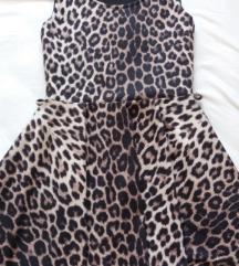 Párducmintás ruha