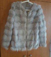 Orsay műszőrme szőrme kabát gyönyörű