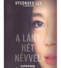 A lány hét névvel könyv