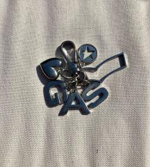 GAS kulcstartó