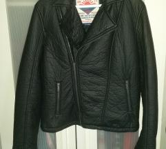 Retro Jeans női átmeneti kabát XL