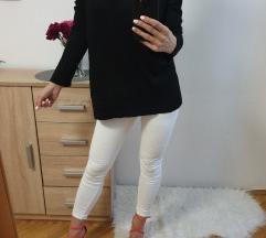 ZARA fekete bő pulóver