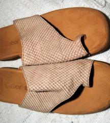 Gabor bőr papucs
