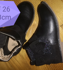 Bőr cipő tavaszi F&F