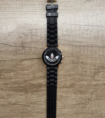 fekete Adidas óra
