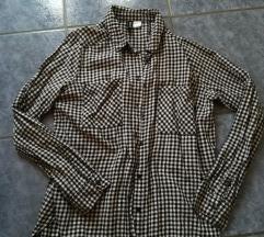 H&m kockás bluz