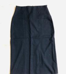 65442c7b02 ORSAY Fekete midi elegáns ceruzaszoknya, Debréte - gardrobcsere.hu