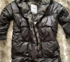 Retro Jeans ki fordítható kabát  SALE!