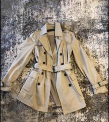 Zara ballon kabát S