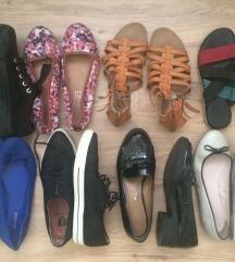 Szandálok, cipők