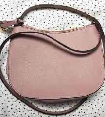 H&M pasztell rózsaszín kistáska
