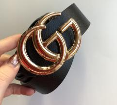 Rose gold Gucci öv