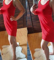 CÍMKÉS! Piros nyári ruha