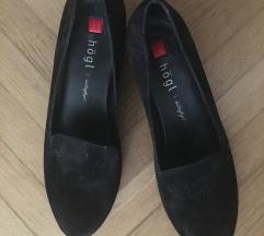 Högl fekete cipő
