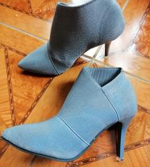 37-es szürke cipő