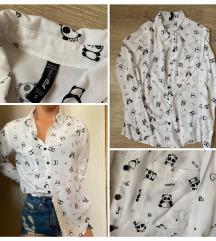 Pandás ing