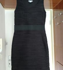 H&M fekete női mini ruha