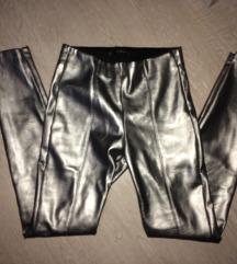 Zara ezüst nadrág
