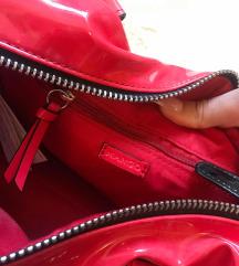 Mango piros táska