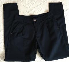 kék vászon nadrág