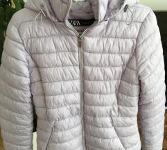 Zara női kapucnis dzseki - új
