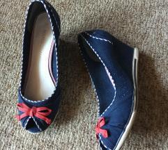 Marco Tozzi telitalpú nyári cipő
