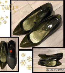 Mango ombre törpesarkú cipő