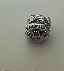 Pandora Family love charm