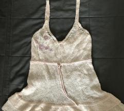 pink gyapjú babydoll