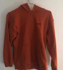 Nike tégla színű pulóver AKCIÓ!