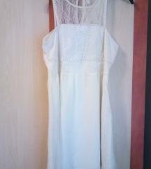 Bershka törtfehér ruha