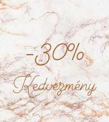 🌸 A héten -30% Mindenre!🌸