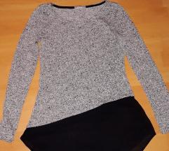 Kötött, vékony pulóver