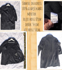 Oversized gyapjú kabát eladó