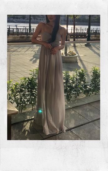 H&M maxi estélyi ruha