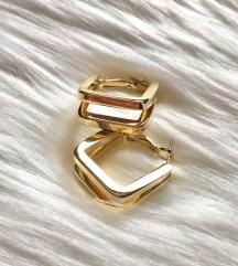 ÚJ❗️ arany színű fülbevaló