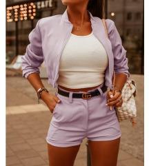Leárazva_O la Voga Purple Verona szett