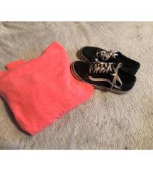 AKCIÓ ▪️ H&M neon rózsaszín crop pulóver. ▪️