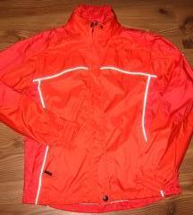Pink-narancs Rossi kabát, széldzseki 164-170, S-M