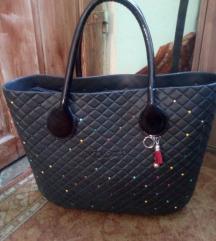 Fekete O Bag táska