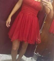 Új, meggypiros színű ruha eladó